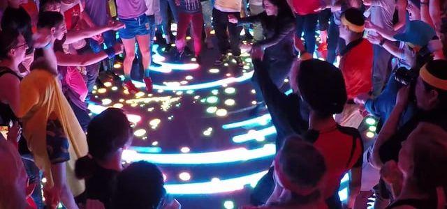Floor Carousel 2